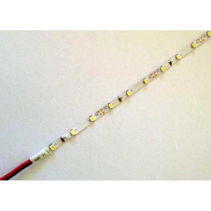 led leuchtstreifen flexibel 5mm breit 60 led m kalt wei zigan di. Black Bedroom Furniture Sets. Home Design Ideas