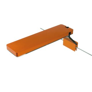 Lightblock Aquarium 12W, Korpusfarbe orange, 1350lm, 5000K, 180x50x12mm