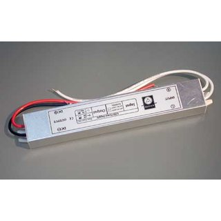 LED Trafo 12V / 30W, wasserdicht IP67